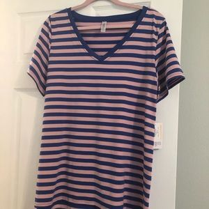 Lularoe NWT XL Christy T Shirt